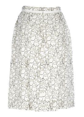 Paul & Joe Sister - Skirt - Mafalda - White/Offwhite