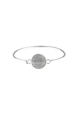 Plissé Copenhagen - Bracelet - Pendant Bracelet - Silver