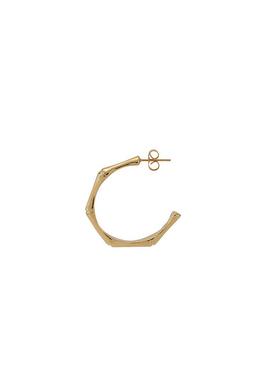 Plissé Copenhagen - Earrings - Bamboo Earring - Gold