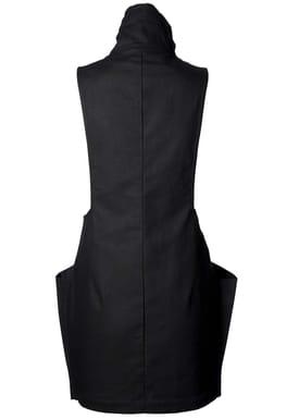 Raasta - Dress - Hofmann - Black denim