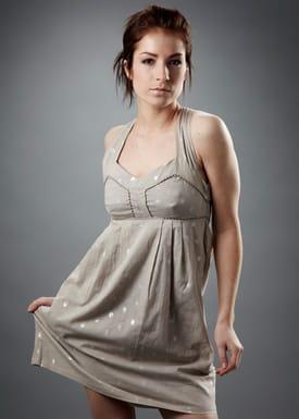 Raasta - Dress - Horqueta - Sand