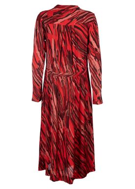 Rodebjer - Dress - Jaelle Flow Dress - Red Fire