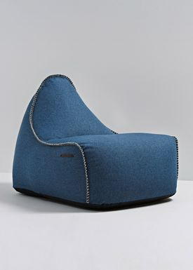 SACKit - Bean Bag - RETROit Medley / Premium Bean Bag - Denim - 66010