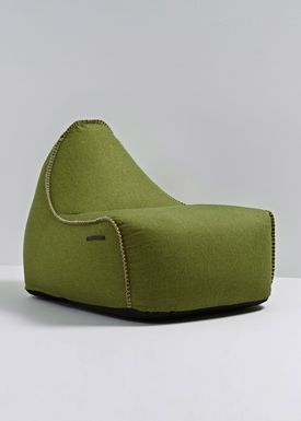 SACKit - Bean Bag - RETROit Medley / Premium Bean Bag - Moss - 68005