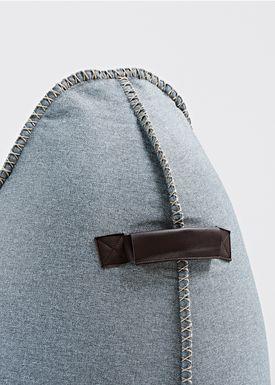 SACKit - Bean Bag - RETROit Medley / Premium Bean Bag - Denim - 66010