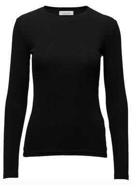 Samsøe & Samsøe - Bluse - Alexa LS - Black