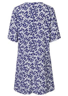 Samsøe & Samsøe - Dress - Adelaide dress - Daisy Blue