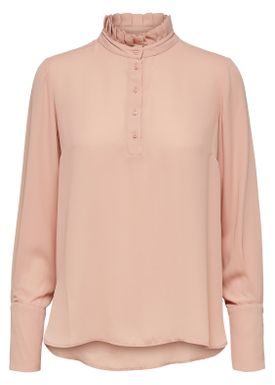 Selected Femme - Blus - Lexie - Cafe Creme(Nude)