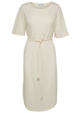 Selected Femme - Dress - Ivy Beach Dress w. Belt - Birch
