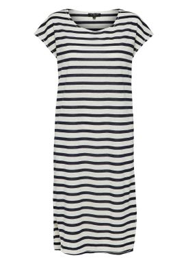 89538a5e Selected Femme - Kjole - Ivy Dress SS19 - Dark Sapphire/White Stripe ...