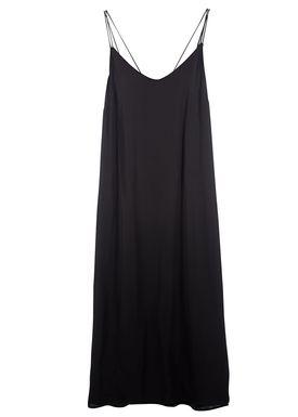 Selected Femme - Kjole - Tora Strap Dress - Sort