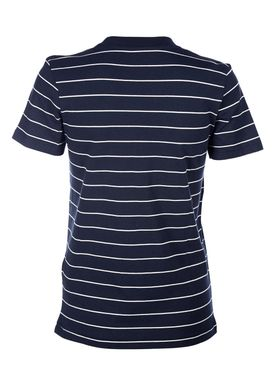 Selected Femme - T-shirt - My Perfect Tee Basic - Dark Blue/White Stripe
