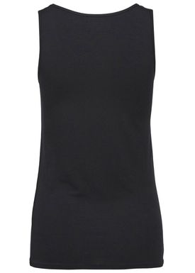 Selected Femme - Top - Mio Scoop Basic Top - Black