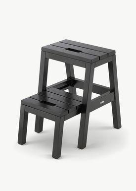 Skagerak - Chair - Dania Step Ladder - Black Oak