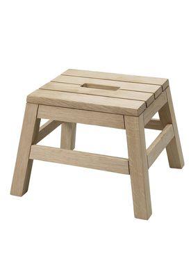 Skagerak - Chair - Dania Stool - Oak