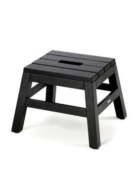 Skagerak - Chair - Dania Stool - Black Oak