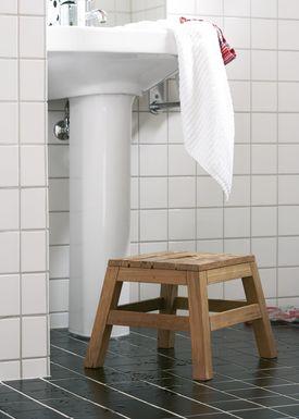 Skagerak - Chair - Dania Stool - Teak