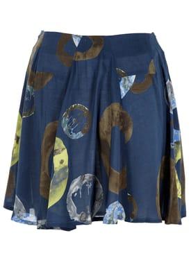 Sometimes Skirt Print