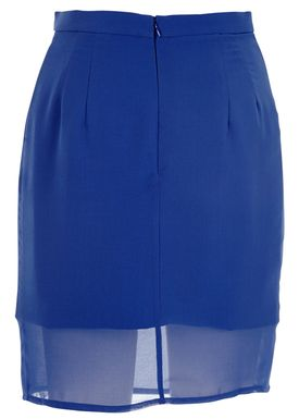 Finders Keepers - Skirt - Starting Over Skirt - Amparo Blue