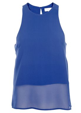 Finders Keepers - Top - Starting Over Top - Amparo Blue