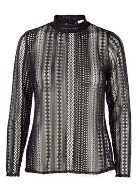Stig P - Blouse - Bjorg - Black