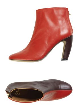 Stine Goya - Boots - Upper - Multi Red