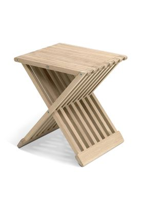 - Chair - Fionia Stool - Oak