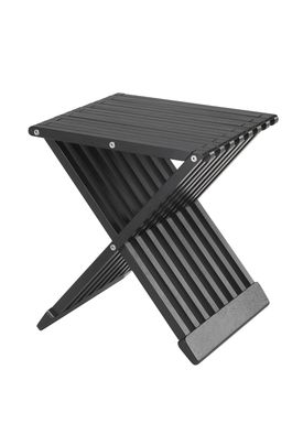 - Chair - Fionia Stool - Black