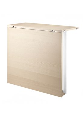 String - Bord - Folding Table - Ash/White