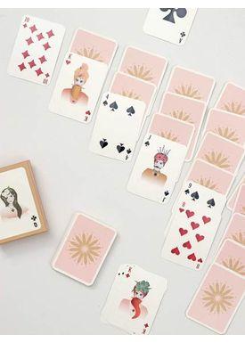 - Matches - Spillekort - 52 kort + 3 jokere