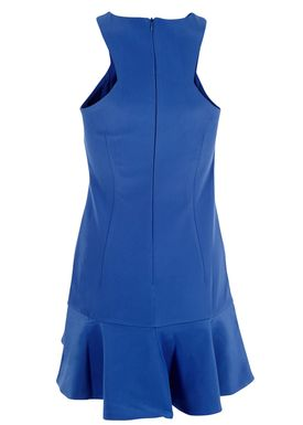 Finders Keepers - Dress - Take Me Out Dress - Clear Blue