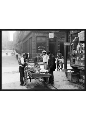 The Dybdahl Co - Poster - Street Merchants #1610 - Paper