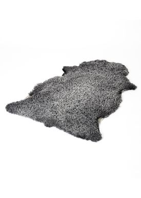 The Organic Sheep - Fåreskind - Sheepskin - Gotland sheepskin natural gray