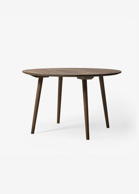 &tradition - Table - In Between Table- SK4 - Smoked oiled oak