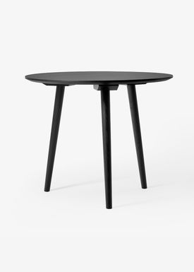 &tradition - Table - In Between Table - Stained black oak