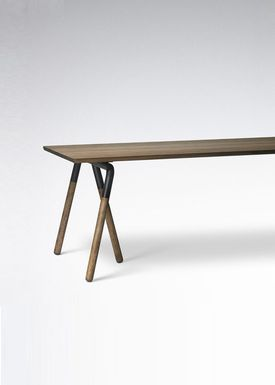 &tradition - Table - Table- NA2 - Smoked oiled oak