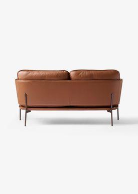 &tradition - Sofa - Cloud Sofa by Luca Nichetto / LN2 / LN3.2 - LN2 / 2 seater / L168