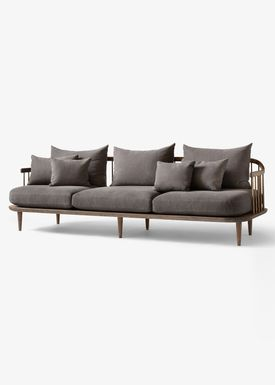 &tradition - Couch - Fly Sofa / SC2 / SC3 / SC12 - 3 seater / H70 x L240 x D80