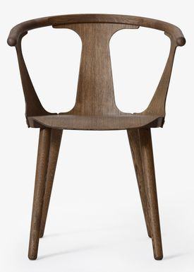 &tradition - Chair - In Between Chair / SK1 / SK2 - Smoked oiled oak / SK1
