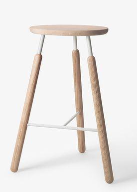 &tradition - Chair - Stool - NA3- Natural Oak