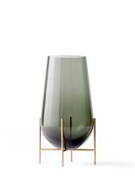 - Vase - Èchasse Vase - Medium - Smoked
