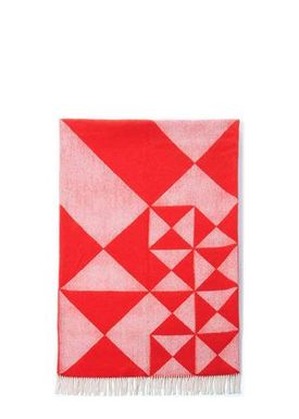 Verpan - Carpet - VP Mirror - Red
