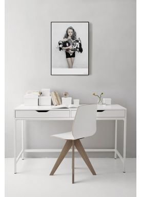 ViSSEVASSE - Poster - Vee Speers - The Birthday Party Series - The girl with the dolls / Untitled #32