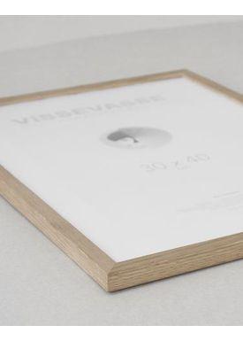ViSSEVASSE - Frames - Rammer - Oak 30x40