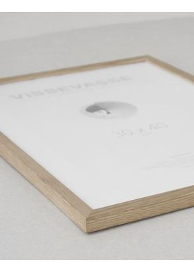 ViSSEVASSE - Frames - Rammer - Oak 15x21
