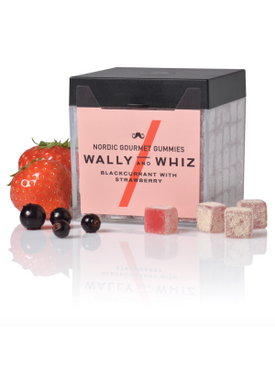 Wally and Whiz - Winegum - Gourmet Winegum - Blackcurrant/Strawberry