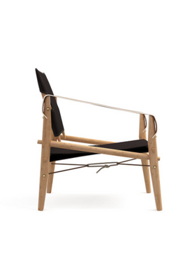 WeDoWood - Stol - Nomad Chair - Black