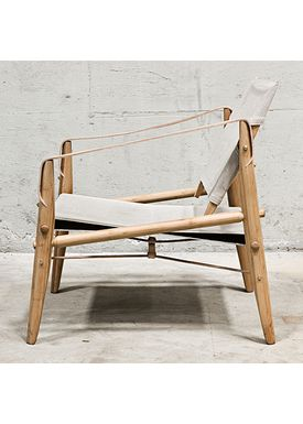 WeDoWood - Stol - Nomad Chair - Nature