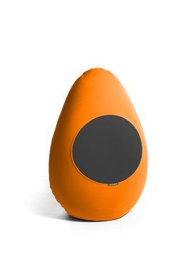 X-POUF - Bean Bag - X-DROP - Orange