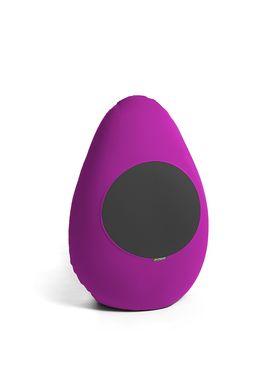 X-POUF - Bean Bag - X-DROP - Purple